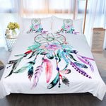 Bedding Outlet  Bedding Set Beautiful dream catcher Quilt Cover 3 Pcs - King City Treasures