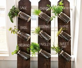 Vertical Indoor Herb Garden - King City Treasures