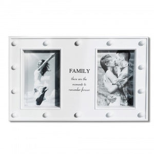 LED Marquee Family Photo Frame