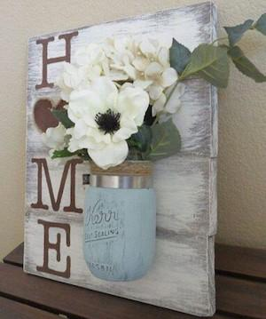 Home Pallet Decor - King City Treasures