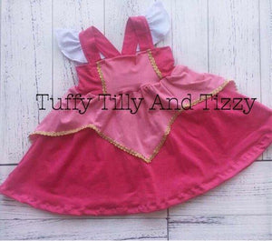 Aurora ( sleeping Beauty) Dress - King City Treasures