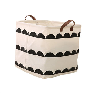 Canvas Laundry Basket - King City Treasures