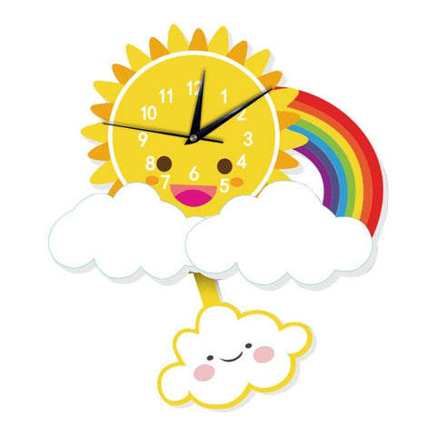 Child Wall Clock
