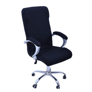Removable Stretch Office Chair Cover Protector