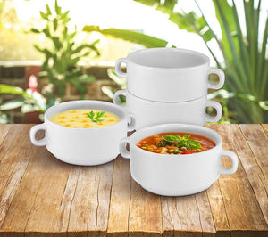 Stackable Soup Bowls