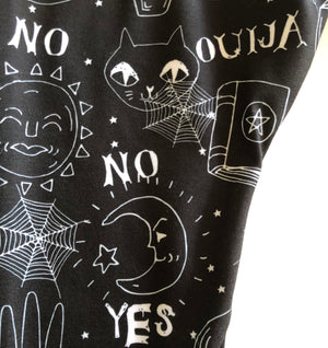 Halloween Ouija board Leggings (6-12M)