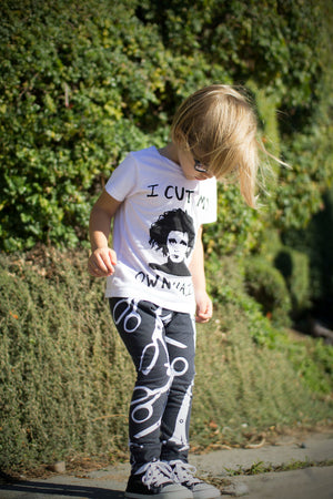 I Cut My Own Hair tshirts - Little Gypsy Finery