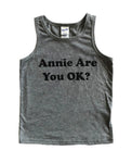 Annie Are You Ok? tank top - Little Gypsy Finery