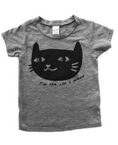 I'm the cats meow! t-shirts