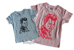 Cry baby tshirts - Little Gypsy Finery