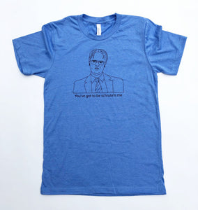 Dwight  Adult tshirts