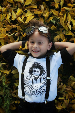 I Cut My Own Snowflakes tshirts & raglans - Little Gypsy Finery