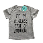 Glass Case of Emotion tee