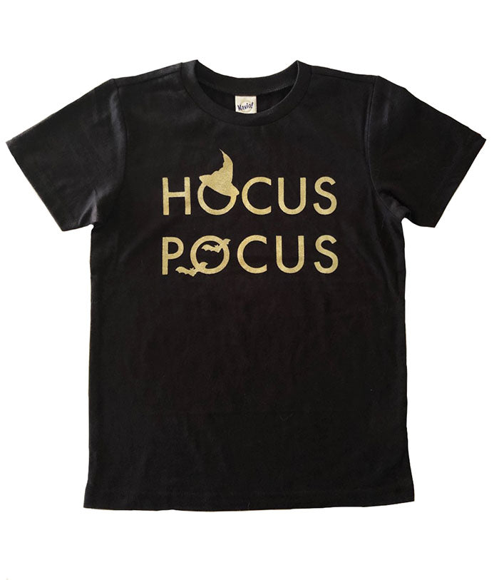 Hocus  t-shirt (youth med)