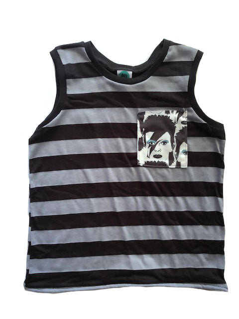 Children's Handcrafted (one of a kind) tank tops
