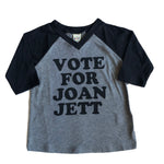 Vote for Joan Jett raglans