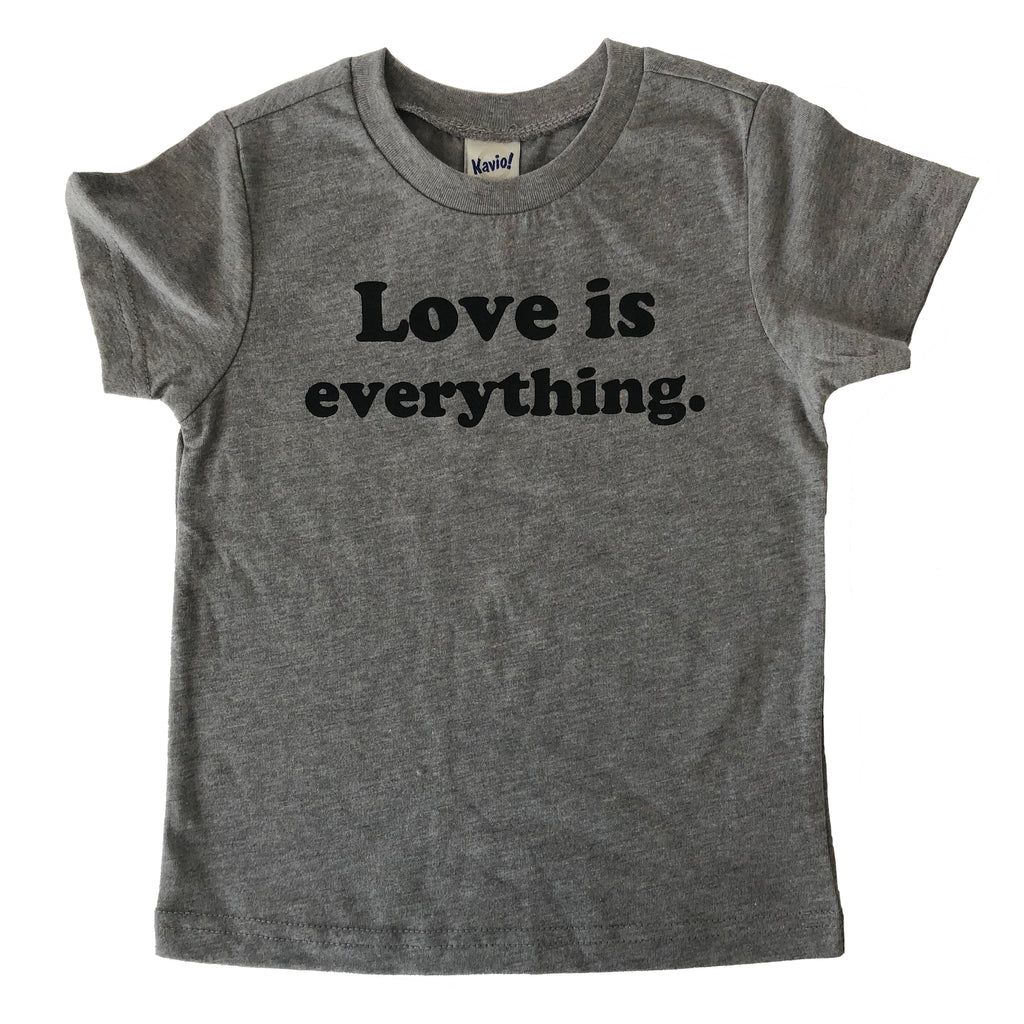 Love is Everything tees - Little Gypsy Finery
