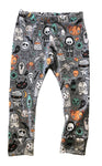 Halloween Monster Mash Leggings