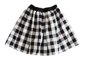 Picnic Lunch Skirt - Little Gypsy Finery