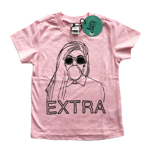 Pink Extra tee