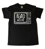 Read Instead tshirt - Little Gypsy Finery