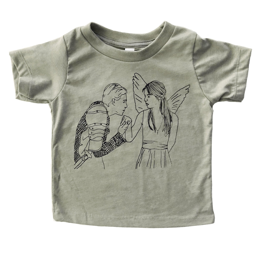 Romeo & Juliet tshirt - Little Gypsy Finery