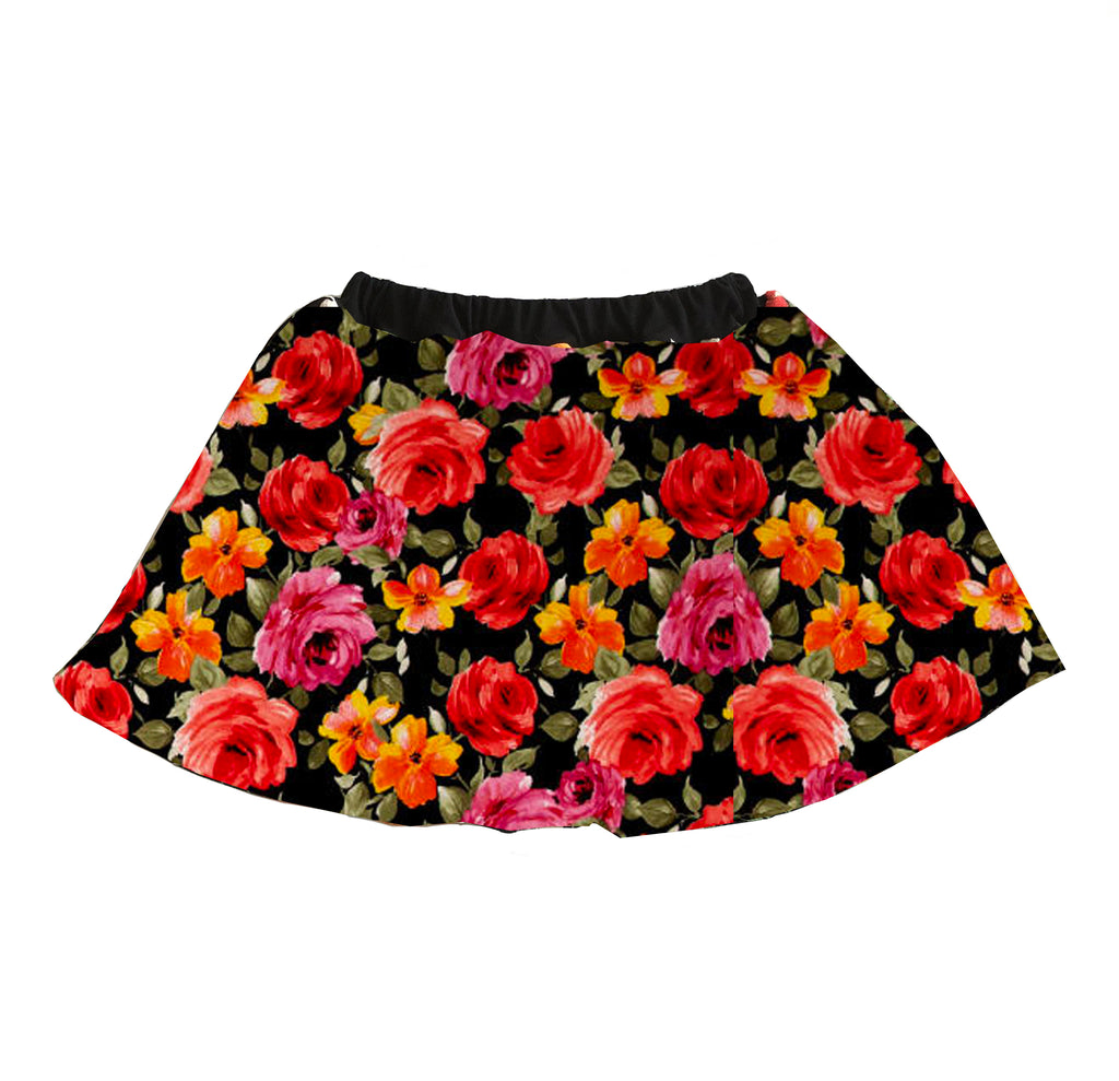 Summer Garden skirt - Little Gypsy Finery