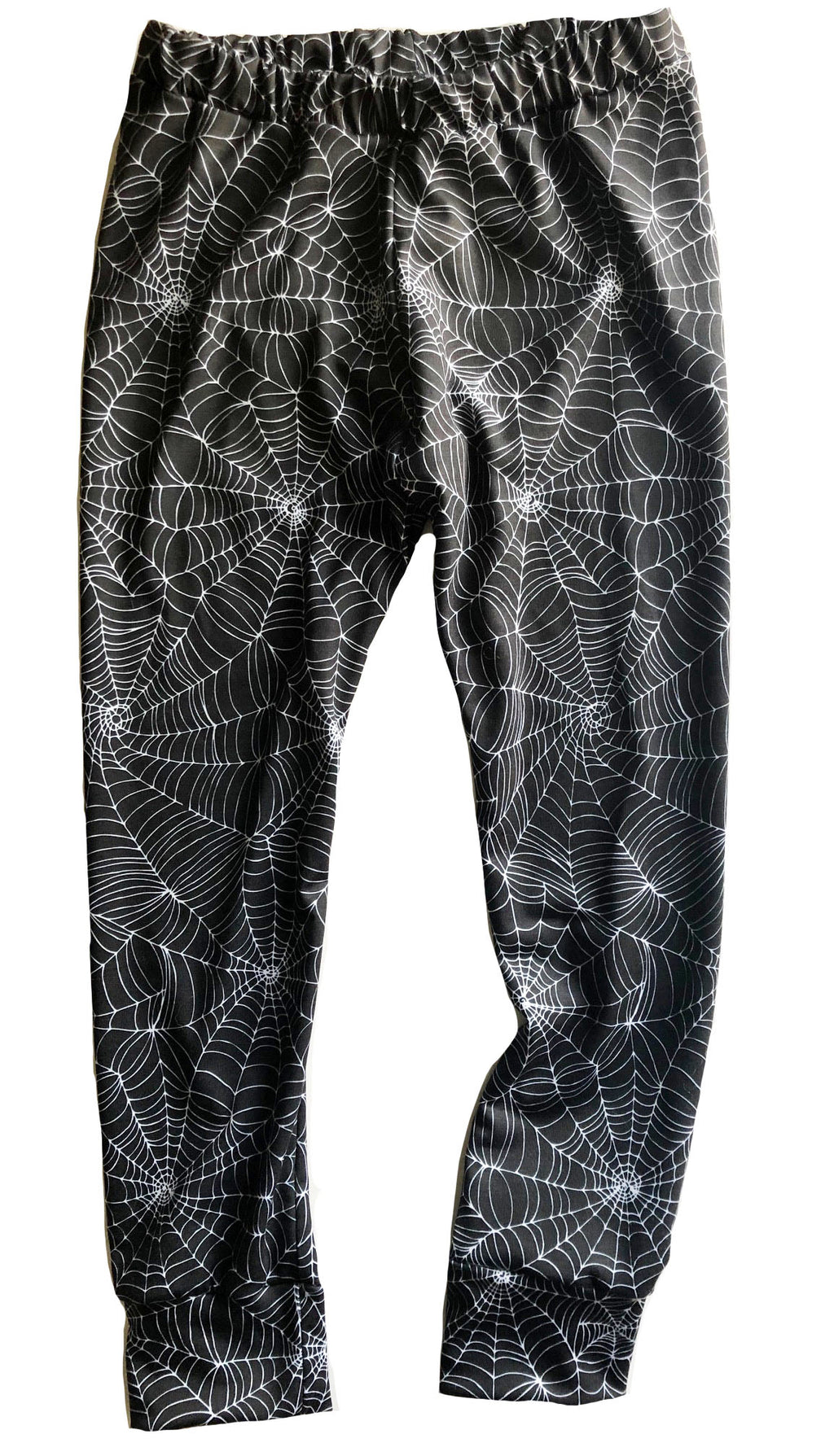 Halloween Spiderweb Leggings