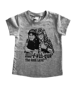 Mill-E-Wah-Que tshirts - Little Gypsy Finery