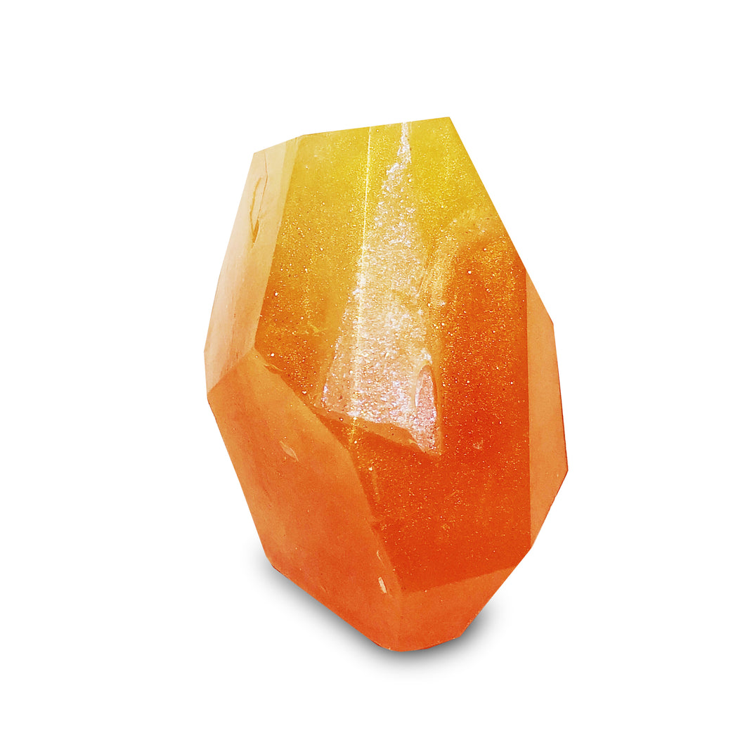 Sunshine Aura Crystal Soap