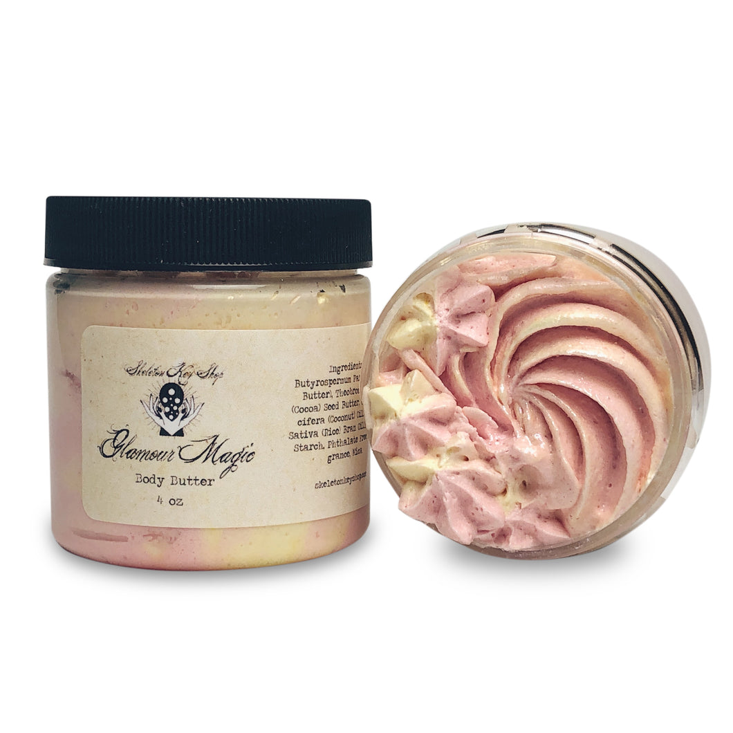Glamour Magic Whipped Body Butter