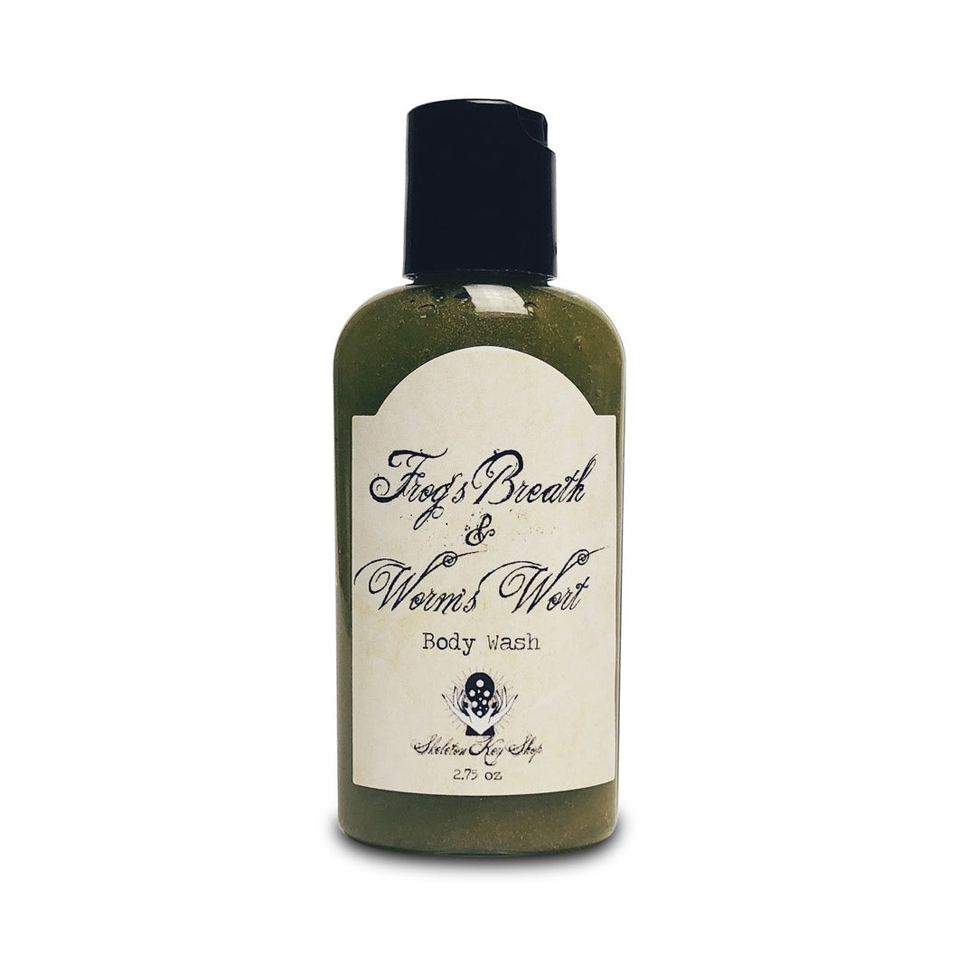 Frog's Breath & Worm's Wort Body Wash