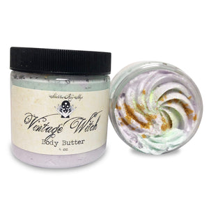 Vintage Witch Body Butter