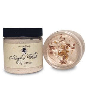 Naughty Witch Body Butter