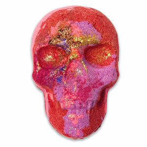Witch's Night Skull Bath Bomb