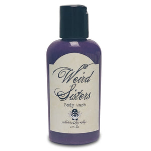 Weird Sisters Body Wash
