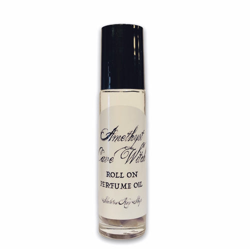 Amethyst Cave Witch Roll On Perfume Oil