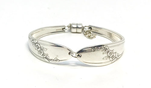 Queen Bess 2 Spoon Bracelet