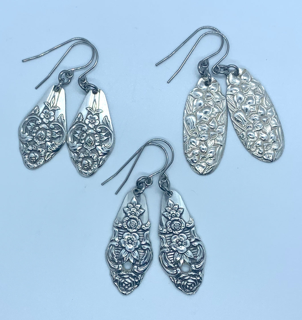 Knife Handle Earrings