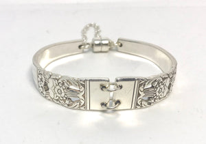 """Coronation"" Spoon Bracelet"