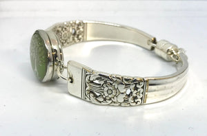 """Coronation"" Snap Bracelet, Snap Not Included"