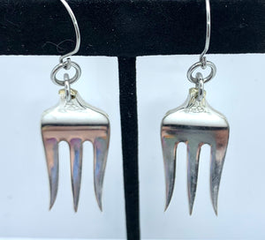 Lobster Fork Earrings