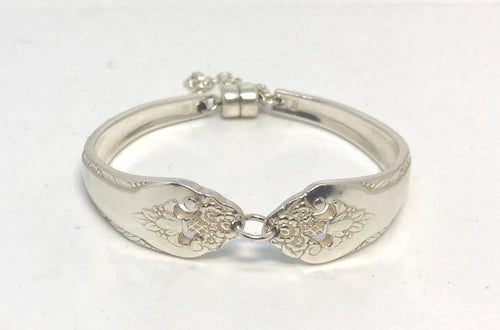 """Lovely Lady"" Spoon Bracelet"