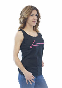women signature tank black