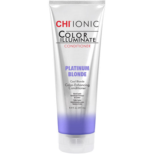 CHI Ionic Color Illuminate Conditioner Platinum Blonde 8.5 oz