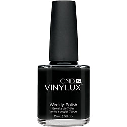CND Vinylux Black Pool - .5 oz