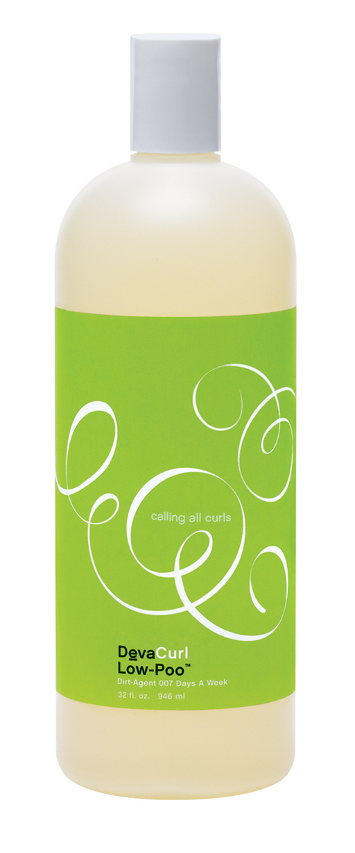 DevaCurl Low-Poo Mild Lather Cleanser - 32 oz
