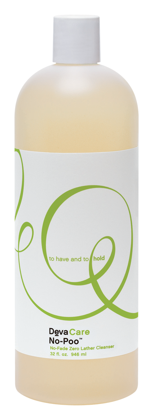 DevaCurl DevaCare No-Poo Zero Lather Cleanser - 32 oz