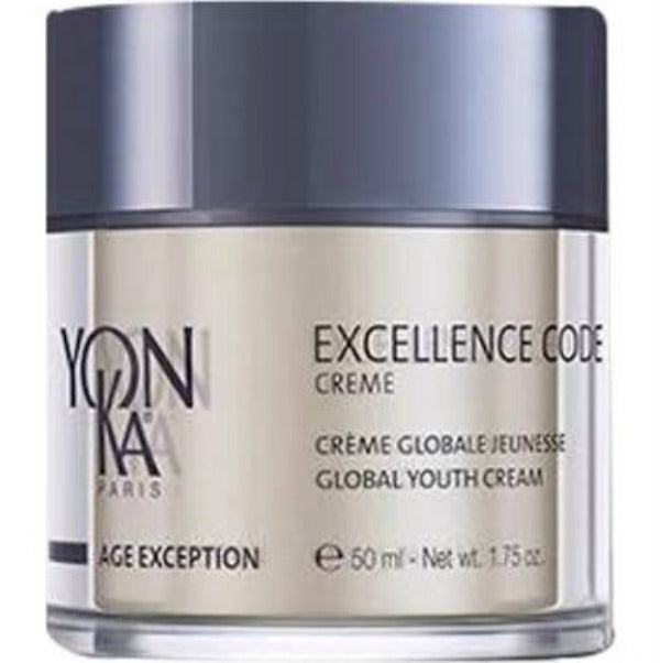 Yonka Excellence Code Global Youth Creme - 1.7 oz