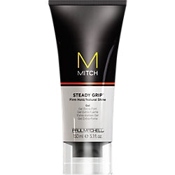 Paul Mitchell Mitch Steady Grip Firm Hold Shine Gel - 5.1 oz